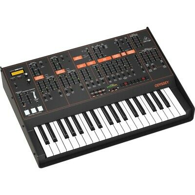 Behringer ODYSSEY Full-Sized Analog Synthesizer With Sequencer And FX • 389.14£