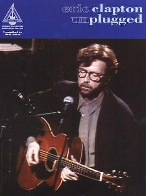 Noten Eric Clapton Unplugged Jesse Gress Wise Publication • 21.31£