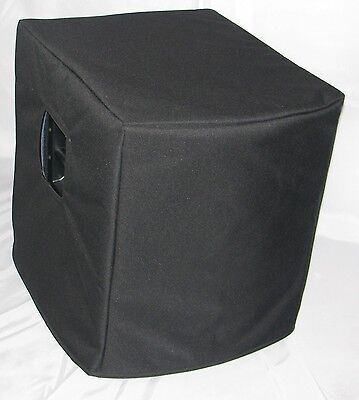 RCF SUB 8004-AS Sub Padded Speaker Covers (PAIR) With Or Without Casters • 93.55£