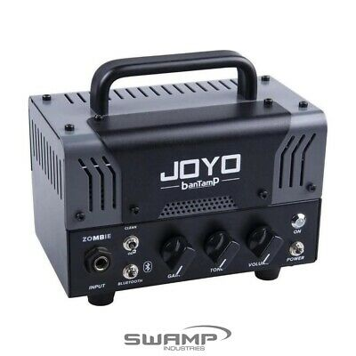 JOYO BanTamP  Zombie  20 Watt Hybrid Tube Guitar Amplifier Head - American Heavy • 134.70£