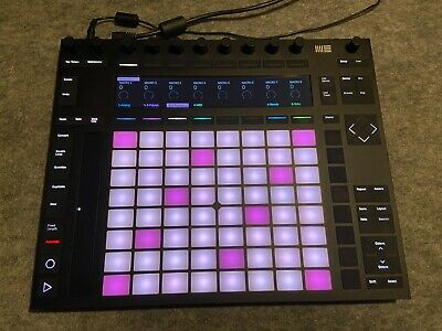 Ableton Push 2 Midi Controller For Live • 400£