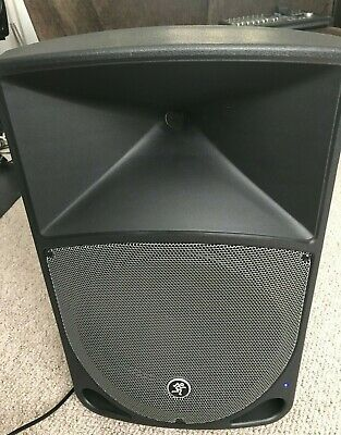 Mackie Thump 12A Active Powered PA / DJ / V-Drum Speaker • 185£