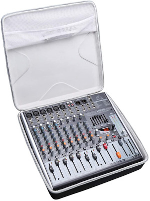 Aproca Hard Storage Case For Behringer X1222USB Xenyx 16 Input 2/2 Bus Mixer • 40.83£