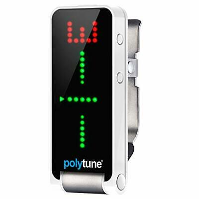 NEW Tc Electronic Polyphonic Clip Tuner POLYTUNE Clip • 89.28£