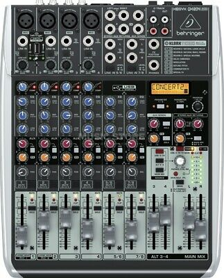 Behringer QX1204USB *MAKE OFFER* New W/ Warranty • 192.23£
