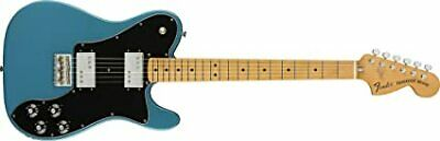 Fender Limited Edition Deluxe Vintera 70s Telecaster - Lake Placid Blue