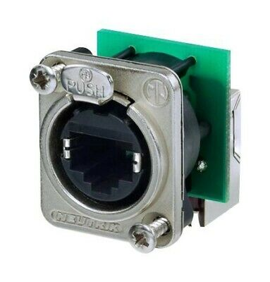 In-Line Adapter, Feed-Through, Cat5e, RJ45, RJ45, Adaptor, EtherCON Series, Jack • 22.35£