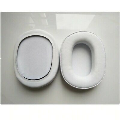 2 Replacement Ear Pads Cups For Audio-Technica ATH-M50X M40x Headphones White • 7.99£