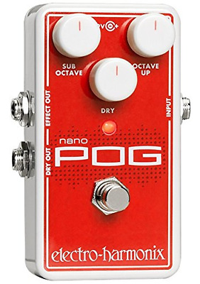 Electro Harmonix 665227 Electric Guitar Synthesizer Filter With Nano Effect Pog • 229.94£