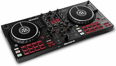 Mixtrack Pro FX – 2 Deck DJ Controller For Serato DJ With DJ Mixer • 200.99£