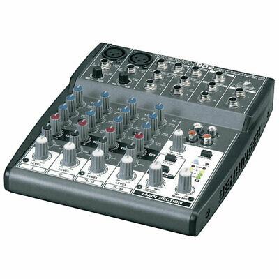 Behringer Xenyx 802 Mixing Console • 94.59£