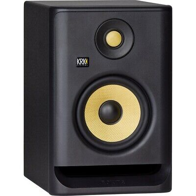 KRK ROKIT 5 G4 5'' 2-Way Active Studio Monitor Single, Black • 123.62£