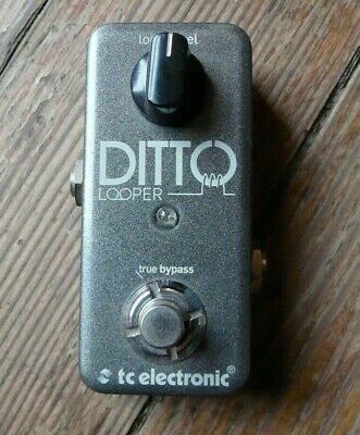 Ditto, TC Electronic Looper • 10£