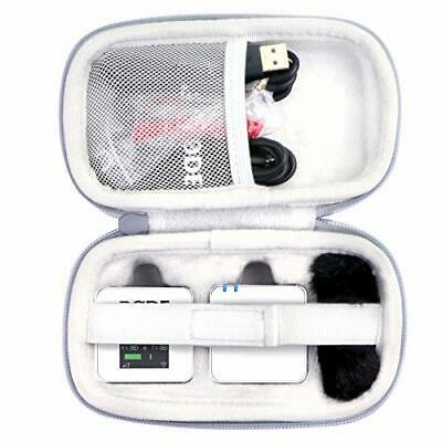 Hard Case For RODE Wireless GO Compact Wireless Microphone System WIGO By • 21.99£