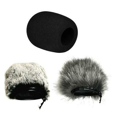 Cover Microphone Windproof  Foam For Audio- Technica ATR2500 AT2020 AT2035 AT202 • 3.06£