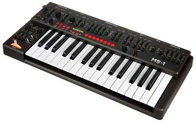 Behringer MS-1-BK Black Analogue Synthesizer Brand New Cheapest Online • 249£