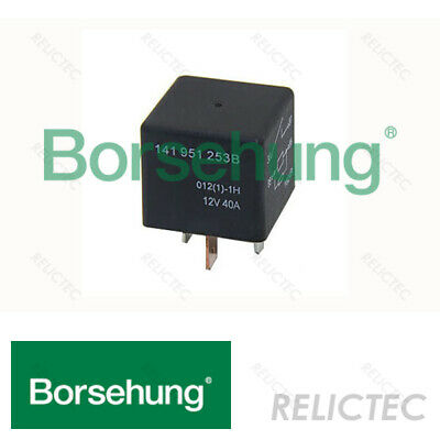 Main Current Relay B17816 For Skoda Audi Seat VW 8D0951253A 8K0951253 8K0951253 • 9.91£