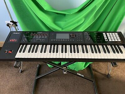 Roland FA-06 Synth Synthesizer Synthesiser Piano Keyboard Workstation RRP £800 • 600£
