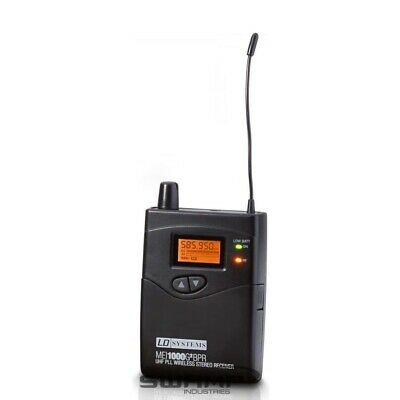 LD Systems Extra Receiver For The MEI1000G2-B5 In-Ear Monitoring System Bodypack • 150.89£