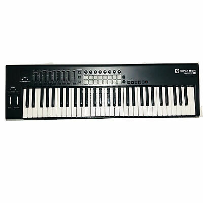 Novation LaunchKey 61 Mk2 USB MIDI Keyboard • 107.53£