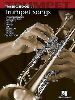 Big Book Of Trumpet Songs (Big Book (Hal Leonard)) By Various, NEW Book, FREE &  • 11.06£