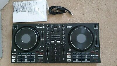 Numark Mixtrack Platinum FX With Effects Paddles • 194.99£