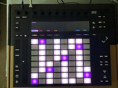 Ableton Push 2 MIDI Controller Control Surface For Ableton Live • 191£