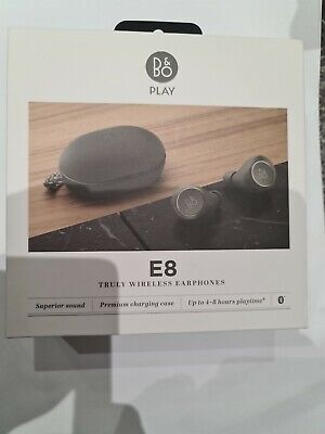 Bang & Olufsen BeoPlay E8 2.0 Truly Wireless Earbuds - Black • 22.20£