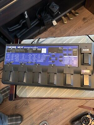 ROLAND BOSS ME-8 Guitar Multiple Effects + Roland EV-5 Collect From Hindley • 40£