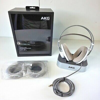 AKG K701 Open Headphones With Box Audio Equipment With Ear Pads Used • 235.40£