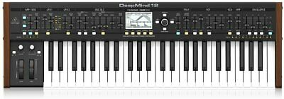 Behringer Deepmind 12 - Classic Polyphonic Synthesizer • 784.99£