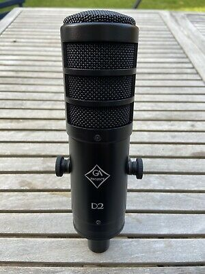 Golden Age Projects D2 Broadcast Condenser Mic