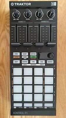 Traktor Kontrol F1 - Add on controller (cable included, no box)