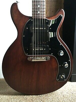 Gibson Les Paul Special Tribute DC (2 p/up) with mods - Immaculate! With case.