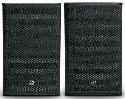 2 x NEW LD Stinger 12 PASSIVE 400W RMS FOH or Wedge 12in PA Speakers Wood Cabs