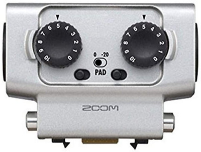 Zoom EXH-6 Dual XLR/TRS Input Capsule 2 XLR/TRS Inputs works with H5 H6