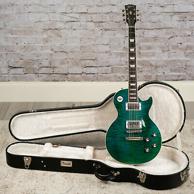 Gibson Les Paul Standard 2004 LE Limited Edition Pacific Reef w/ Ebony Board