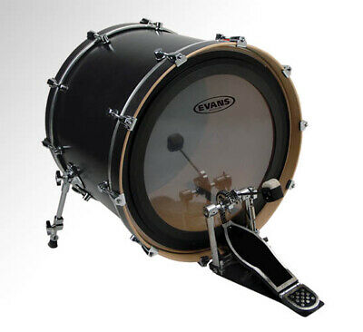 Evans 20  Emad 2 Clear Bass Drum Head BD20EMAD2 • 48.14£
