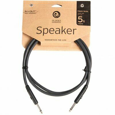 Planet Waves PW-CSPK-05 Classic Series Speaker Cable • 11.29£