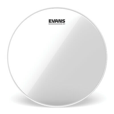 Evans 18  G1 Clear Drum Head TT18G1 • 33.18£
