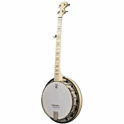 Deering Goodtime Special 5-String Banjo W/ Blonde Maple Resonator, Made In USA • 740.82£