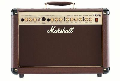 Marshall AS50D Acoustic Amplifier • 279£