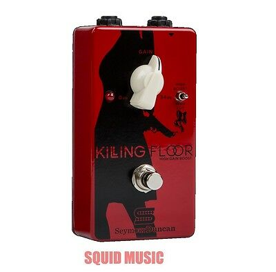 Seymour Duncan Killing Floor High Gain Boost Guitar Effects Pedal ( Brand New )  • 98.74£