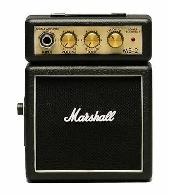 Marshall MS2 Micro Half Stack • 29£