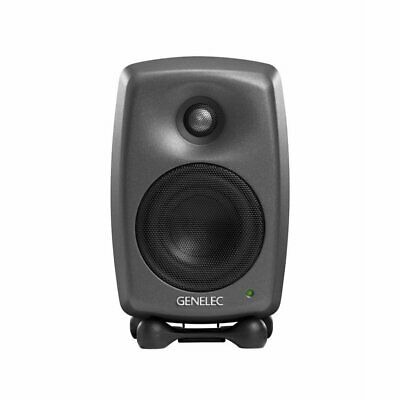Genelec 8020 DPM Single 2-Way 4 Inch Active Studio Monitor In Dark Grey 100W • 319£