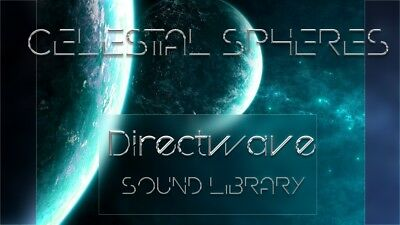 Steinberg - Halion 6 Sound Library  Celestial Spheres  438 Presets (50% Off) • 21.34£