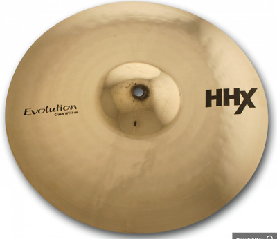 *BEST OFFER* Sabian 16  HHX Evolution Crash 11606XEB Brand New  *BEST OFFER* • 212.70£
