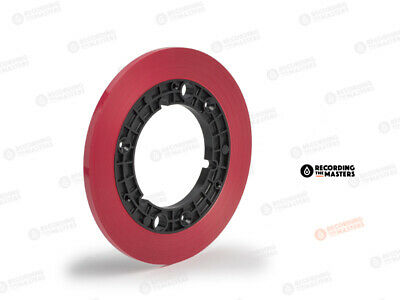 NEW RTM BASF 1/4  250m 820ft RED Leader Tape For Reel To Reel Tapes R39104 • 22.84£