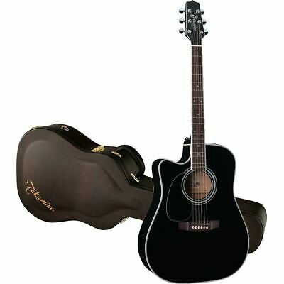 New Takamine Legacy EF341SC Left-Handed Acoustic Electric Guitar W/ Hard Case • 1,145.51£