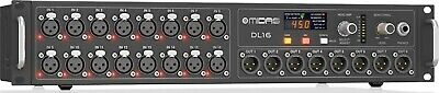 Midas DL16 16 Input, 8 Output Stage Box • 1,113.32£